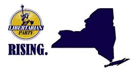 Libertarian |New York | Governor
